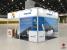 Северсталь-ВСО - изготовление выставочных стендов в Самаре и Новосибирске