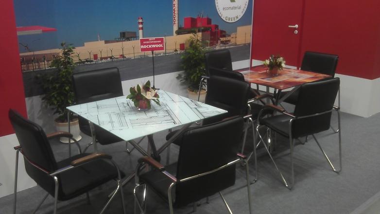 Минеральная Вата - изготовление выставочных стендов в Самаре и Новосибирске