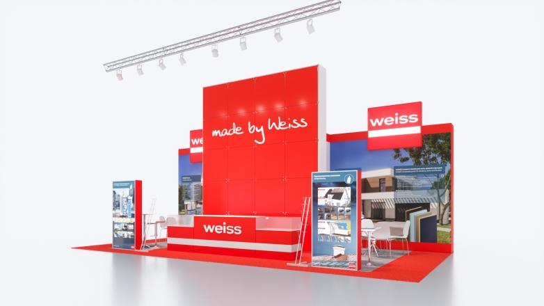 MADE BY WEISS - изготовление выставочных стендов в Самаре и Новосибирске