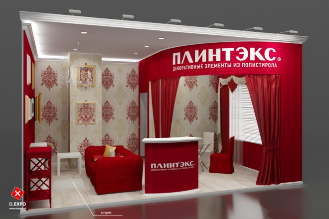 Плинтекс - изготовление выставочных стендов в Самаре и Новосибирске