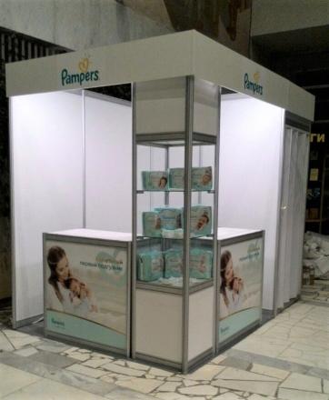 СТАНДАРТ - изготовление выставочных стендов в Самаре и Новосибирске
