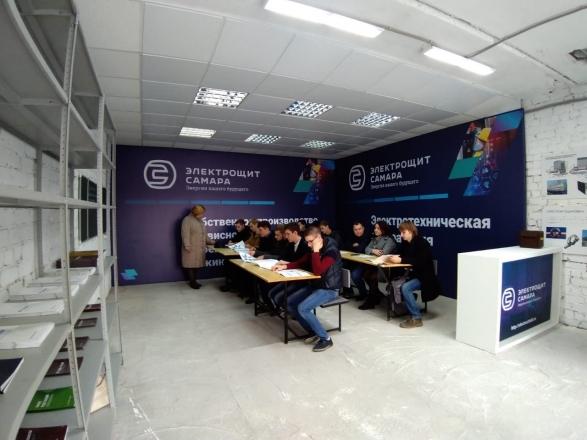 ЭЛЕКТРОЩИТ Энергия вашего будущего - изготовление выставочных стендов в Самаре и Новосибирске