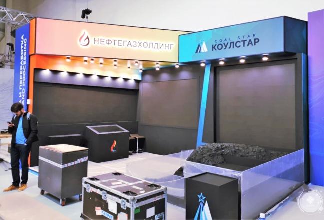 КОУЛСТАР - изготовление выставочных стендов в Самаре и Новосибирске