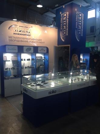 Ирлен Наб.Челны - изготовление выставочных стендов в Самаре и Новосибирске