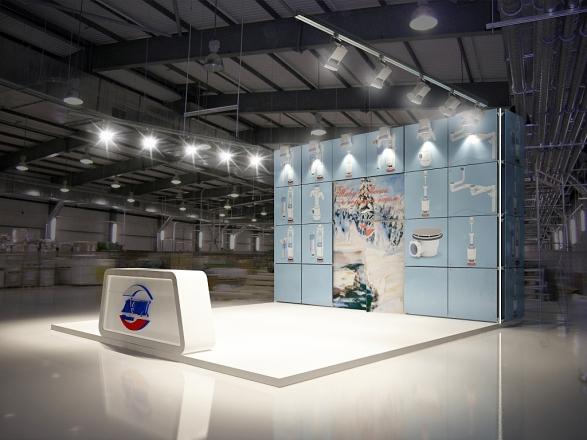 Анипласт - изготовление выставочных стендов в Самаре и Новосибирске