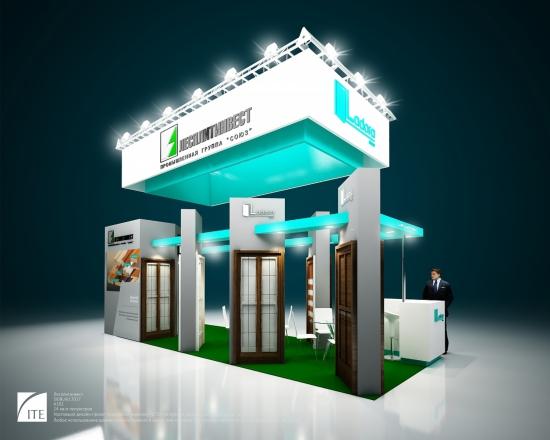 Лесплитинвест - изготовление выставочных стендов в Самаре и Новосибирске