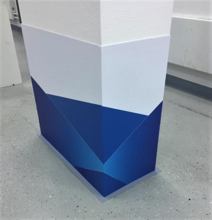 OKUMA - изготовление выставочных стендов в Самаре и Новосибирске