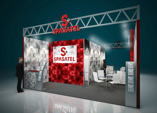 SPASATEL - изготовление выставочных стендов в Самаре и Новосибирске