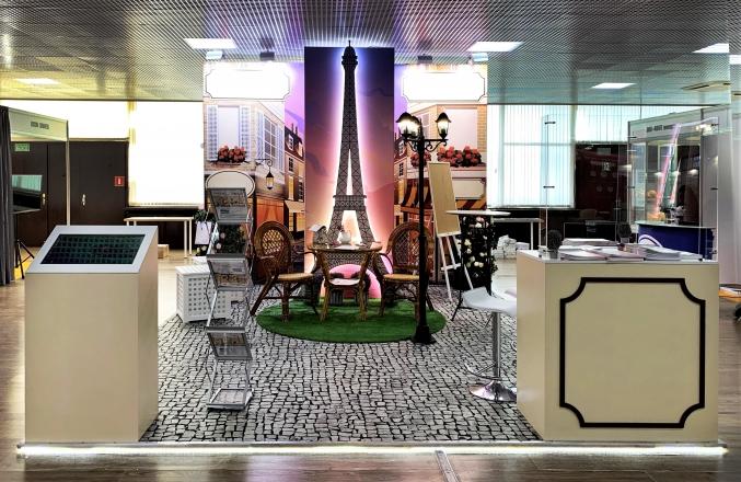РУСФИК - изготовление выставочных стендов в Самаре и Новосибирске