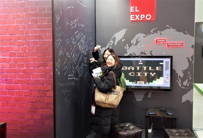 Эль Экспо - изготовление выставочных стендов в Самаре и Новосибирске