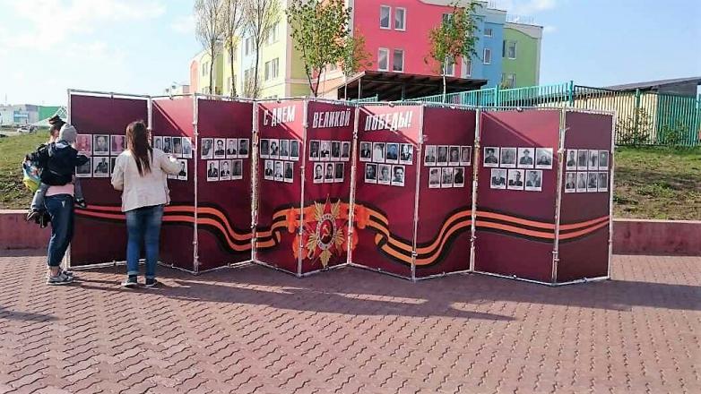 С Днём Великой Победы! - изготовление выставочных стендов в Самаре и Новосибирске
