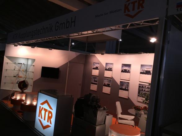 KTR - изготовление выставочных стендов в Самаре и Новосибирске