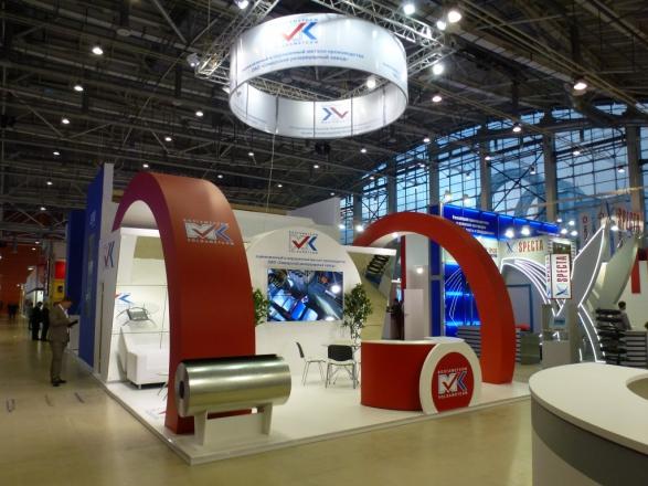 Волгаметком - изготовление выставочных стендов в Самаре и Новосибирске