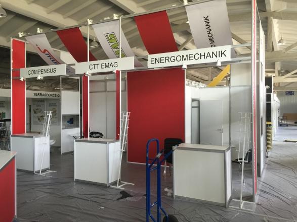 COMPENSUS - изготовление выставочных стендов в Самаре и Новосибирске