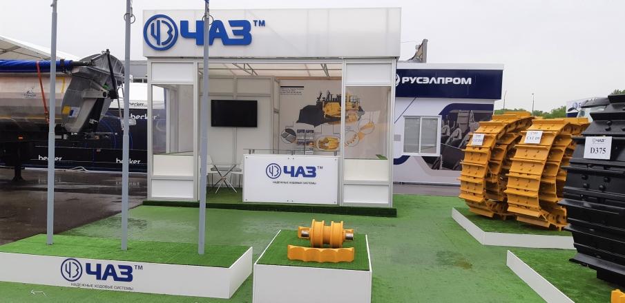 НАДЕЖНЫЕ ХОДОВЫЕ СИСТЕМЫ - изготовление выставочных стендов в Самаре и Новосибирске