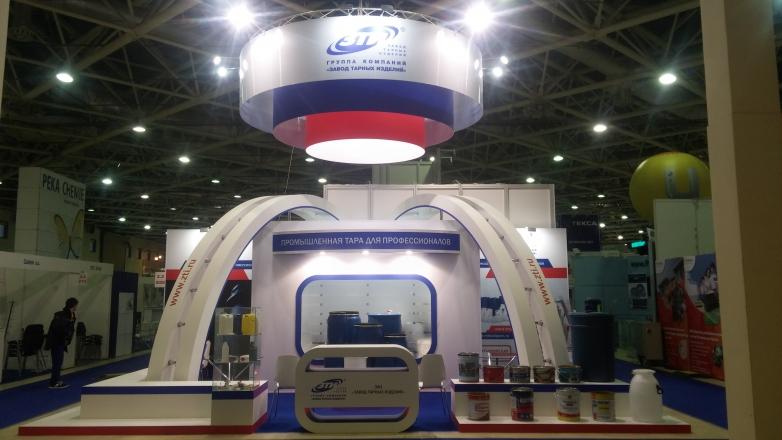 ЗТИ - изготовление выставочных стендов в Самаре и Новосибирске
