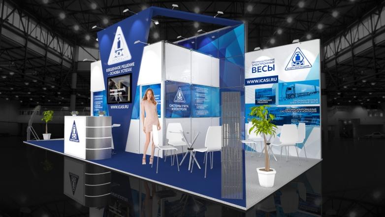 АСИ - изготовление выставочных стендов в Самаре и Новосибирске