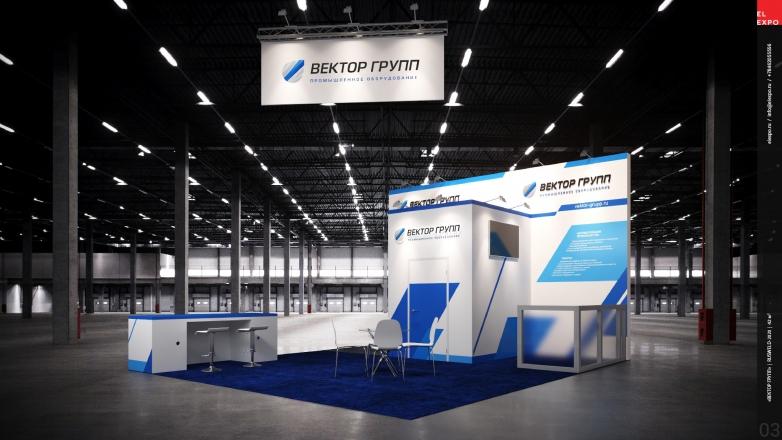Вектор-промышленное оборудование - изготовление выставочных стендов в Самаре и Новосибирске